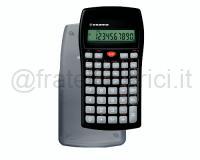 CALCOLATRICE SCIENTIFICA 134/10 56funzioni 10 + 2cifremm 140 X 75 X 10