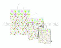 SHOPPER IN CARTA FANTASIA cm. 26 x 34 x 12.5 COL.063