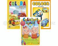 ALBUM DA COLORARE 20pg COLORAcm 21X29,7