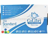COPERTINE COLIBRI STANDARD mm 320 x 490 COLORATE