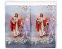 BIGLIETTI DI AUGURI PASQUALI RELIGIOSA MEDIpz. 50 cm 8,5 X 15,5 12soggetti