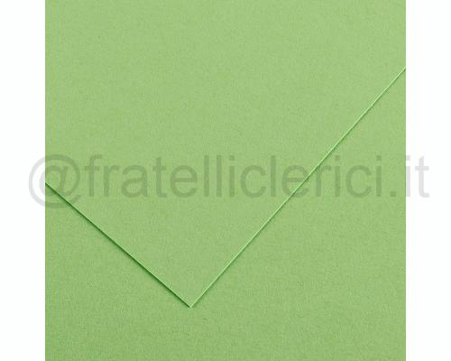 CARTONCINO COLORATO COLORLINE 70 x 100cm LISCIO/RUVIDO 220gr VERDE MELA 27 - Clicca l'immagine per chiudere