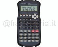 CALCOLATRICE SCIENTIFICA TOP QUALITY CS 105 244funzioni 10 + 2cifremm 155 X 80 X 10