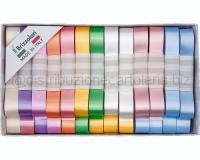 MATASSINE ELINE LISCE 40pz 19mm 3mt ASSORTITI COL.99