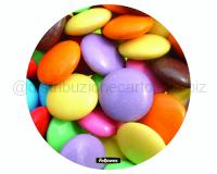TAPPETINO MOUSE BRIDE PAD cm. 19,8 X 19,8 X 0,2 SMARTIES