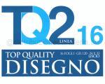 BLOCCO CARTA DA DISEGNO TOP QUALITY LINEA TQ 216 BIANCO 4 ANGOLI 240 x 340mm 120gr 16ff LISCIO