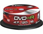 DVD SPINDLE -R 4700MB 120min. 25pezzi