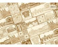ROMA CARTA DA REGALO cm. 70 x 100 BLISTER 10 FF