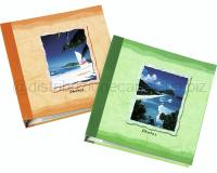 ALBUM FOTO FANTASIA fogli CON TASCHE per 200foto 13 x 18 est 27 x 28 cmcm