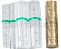 BLISTER PER MONETE 100 PEZZI 40 monete da 50 centesimi