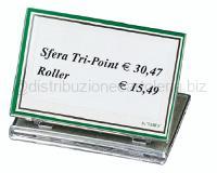 TARGHETTA MULTIUSO cm. 6,5 x 4,2