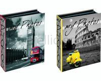 ALBUM FOTO TRENDSTYLE fogli CON TASCHE per 200foto